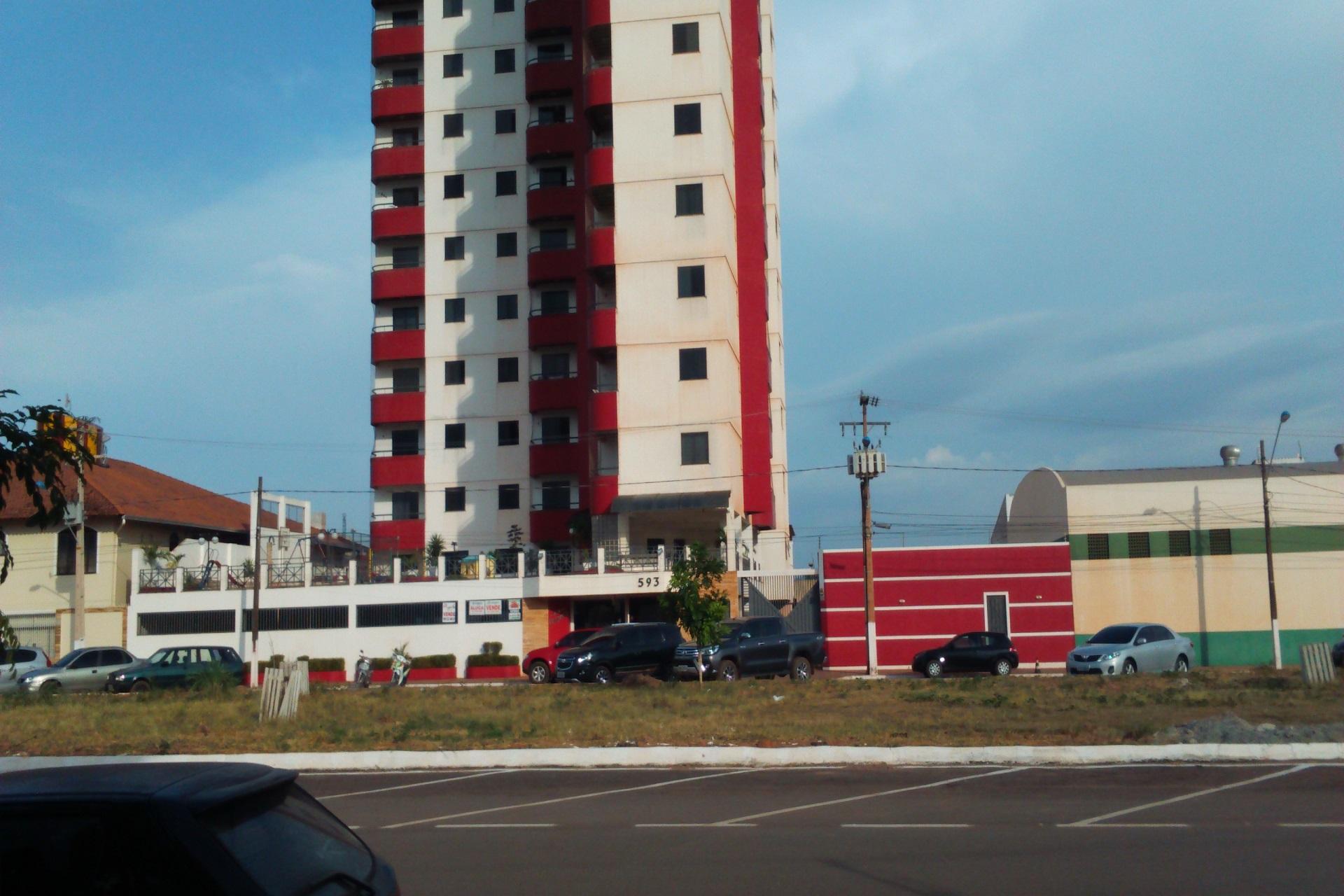 Av. Dr. Anísio Chaves, 593, apto 1301, Residencial Casagrande